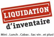 Bannière de liquidation d'inventaire LilyEcolo